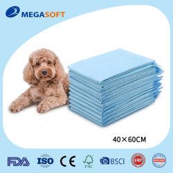 Hohes saugfähiges Trainings-Wegwerfhaustier Underpad für Hund und Katze 400*600 600*600 900*600