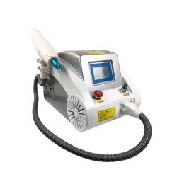 Interruptor Q ND YAG Máquina de belleza de eliminación de tatuajes Eliminación de pigmentos de 1064nm 532nm 1320nm