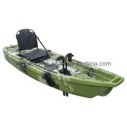 Projetado Caiaque Pedal para a Pesca