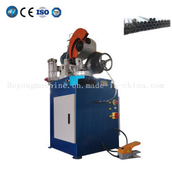 Professional Tubo Circular Tubo serra pneumática máquina de corte a frio e frio do Cortador de serra para metal