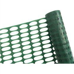주황색 녹색 노란 HDPE 플라스틱 소통량 경고 안전 담