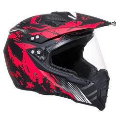 Нового материала ABS Motocross шлем с помощью стандартных точек