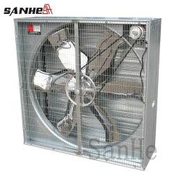 Серия Djf Sanhe центробежных оцинкованного листа рамы Stainlss стали брейдесе вытяжной вентилятор