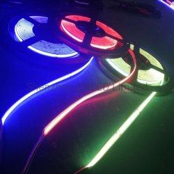IP68 24V Ra90 микросхемы на системной плате початков гибкие LED газа линейных освещение для рождественские украшения