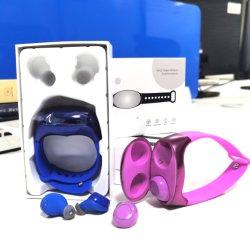 T11 Nouveau Bracelet TWS 2 en 1 Smartwatch Smart montre avec écouteurs sans fil
