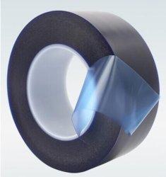 PCBのゴム系接着剤、酸、防蝕アルカリのための青いPVC保護テープ
