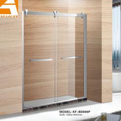 新デザインウェットルームシャワースクリーン( BD806P )