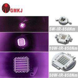 380-840nm 가득 차있는 스펙트럼은 가벼운 플립칩 Dob LED 모듈 20W 30W 50W 100W CRI 90 옥수수 속 LED 플러드 거리 플랜트를 증가한다 가벼운 50W를 증가한다