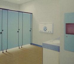 Partition de la salle de bains