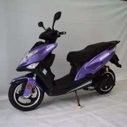 Eagle elektrische scooter met lithiumbatterij van 72 V/30 Ah/ (72 V20ah /72 V/36 aOptioneel) Schijfrem lithiumbatterij 70 km/u.