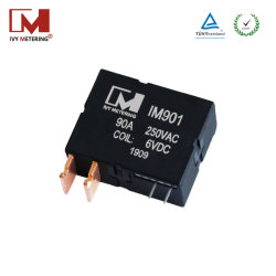 Auto CarのためのIm901 12V 30A 40A AMP Latching Relay