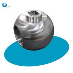 Kundenspezifisches geschmiedetes festes Hartmetall-beschichtetes Stahlc$reiben und Einhüllung der Inconel 625 Umhüllung Stellite Schweißungs-Testblatt-Ventil-Kugel für Kugelventil
