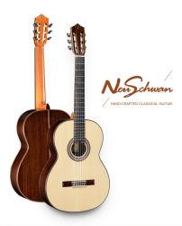 Hand End Hochwertige professionelle Palisander Rücken und Seite Classic Gitarre