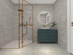 شرفة كلاسيكية غرفة قهوة ديكور طابق خزف متجانب جيد الجودة 600×600 مم