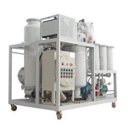 Désodorisation de l'huile diesel rouge et le système de purification (Tyr-EX-10)