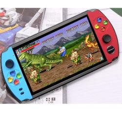 新しい到着X19の携帯用レトロのビデオゲームコンソールは8GB /16GBの手持ち型のゲームプレーヤー3000のゲームで構築した