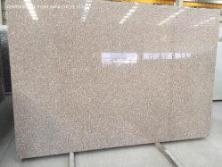 Guter Preis-chinesisches Weiß/grau/Schwarzes/roter Steinplatte-Granit G687 für Küchecountertop-Wand-Fußboden zurechtgeschnittene Fliesen