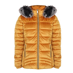 Damen Classic Winter Samt Mantel Plus Größe Bomber Fashion Outdoor Puffer Softshell Casual Kapuzenjacke
