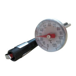 Высокое качество по Цельсию термометр для ванной-I01