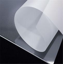 Piatto di guida chiara acrilico di vendita di Edgelight di stampa calda PMMA della matrice per serigrafia usando per il comitato del LED