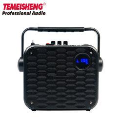 Professionele Spreker van het Handvat Bluetooth van de Volledige Waaier van 6.5 Duim de Navulbare