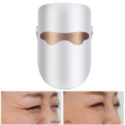 LED-Photon-Gesichtsmaske-Haut-Verjüngungs-Therapie Photodynamics Schönheits-Maschine