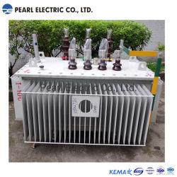 Trasformatore a bagno d'olio di distribuzione del Anti-Breve circuito di Peo-500kVA 11kv