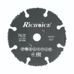 Le carbure de tungstène Multi 76mm de roue Disque de coupe
