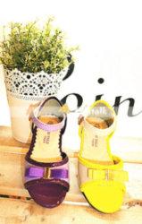 La sandale Chaussures Kidstalk fille KT054