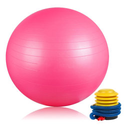 لياقة تجهيز مضادّة إنفجار لا الزلّة نظام يوغا ميزان كرة, تمرين عمليّ [بيلتس] نظام يوغا كرة مع [فووت بومب] سريعة