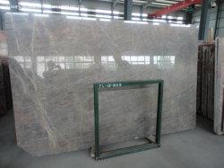 China Fantasy Natural Stone Slabs Gold/Black/Gray Romantic Wood Vein Marble 내부 세면대 상단 바닥 타일 크기의 벽면 절단