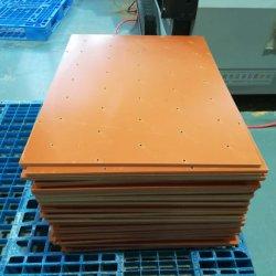 Almofada de perfuração de PCB a folha de baquelite de Isolamento Elétrico