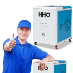 Selbstmotor-Pflege, Garage-Motor-Reinigungs-Maschine, Hho Kohlenstoff-Reinigungsmittel