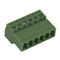 De 3,81mm Conector PCB de 3,81mm cable para conectar el cable bloques de bornes enchufables