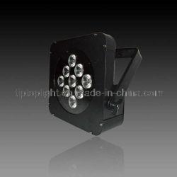 LED tricolore à plat par boîtes de conserve, 9x3W conduit par la lumière, CE (TP-P1231)