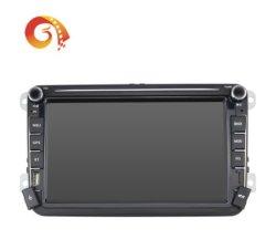 2 DIN Android stéréo lecteur de DVD de voiture Radio pour VW Polo Golf 5 6 Passat B6 B7 Cc Autoradio Système de navigation GPS de planche de bord