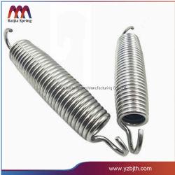 カスタマイズされた小さいステンレス鋼の衝撃の圧縮ばねの圧縮のコイルばねの製造業者のカスタム頑丈な金属のステンレス鋼ワイヤー引きのホッククリップ葉