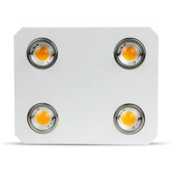 Hoge Super Energie Ppfd - de LEIDENE van de Serre van de MAÏSKOLF van de Burger van Fullspectrum van de besparing 600W Installaties kweken Lichte Uitrusting