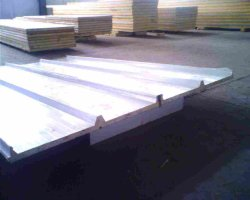 PU Color Steel Roof Panel System