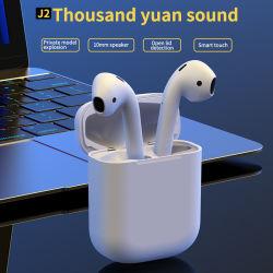 Uma rápida ligação Bluetooth 5.0 alto-falante Bluetooth sem fio dos auscultadores