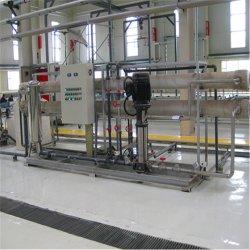 大きく、複雑な工作物で使用されるポリエステル粉のEコーティング装置