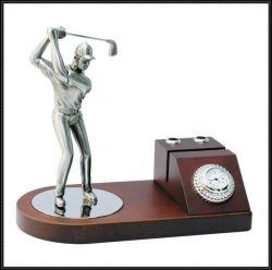 Comercio al por mayor de mesa Golf reloj para golfistas (GS-370)