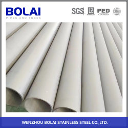Tubazione dell'acciaio inossidabile del tubo 273*4.19 di industria degli ss TP304L