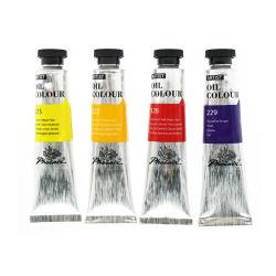 120ml profesional artista de arte decorativo fino de aceite del tubo de pintura abstracta