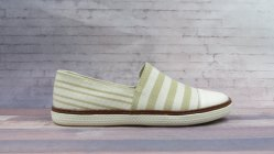 Nueva llegada de las mujeres sandalias de suela suave lienzo cómodas sandalias de yute