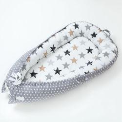 Nouveau-né Bébé doux nid Portable Lit bébé dormir du positionneur pour lit bassinette