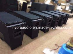 D&B Style Pro Audio Double V8 10 pouces enceinte de line array professionnel à trois voies