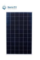 Spolarpvの太陽モジュールの技術の太陽電池パネルの高性能