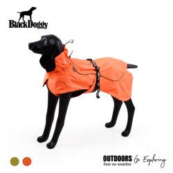 Оптовая торговля открытый куртка PU водонепроницаемая одежда Пэт трость собака покрыть