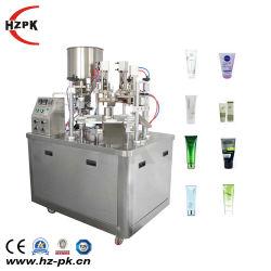 Hzpkの化粧品の管の詰物およびシーリング機械クリーム